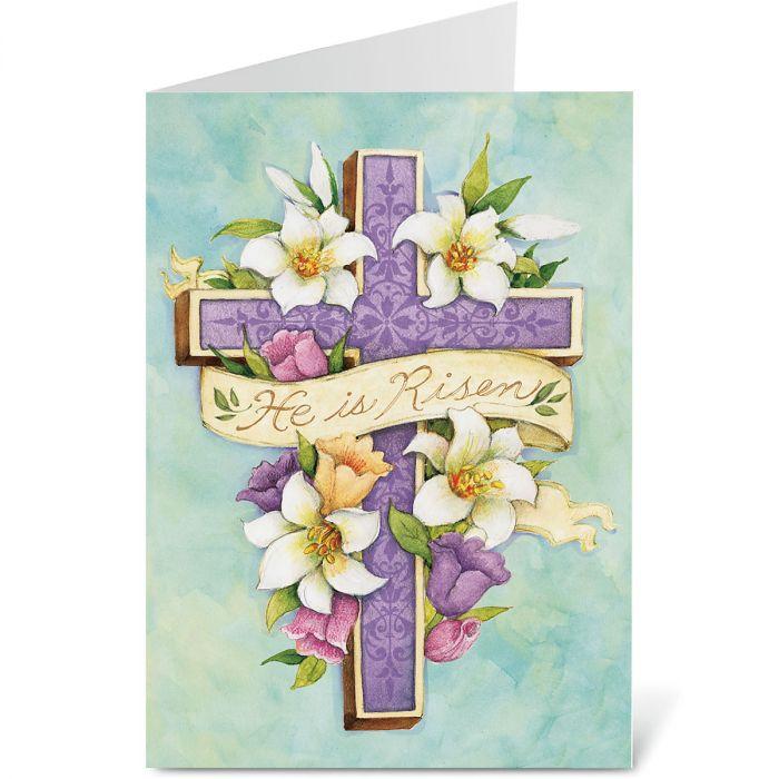 Easter Cross Easter Cards