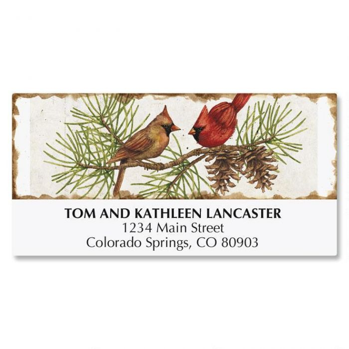 Nature's Praise Deluxe Address Labels
