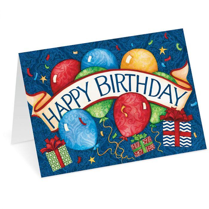 Banner Birthday Cards