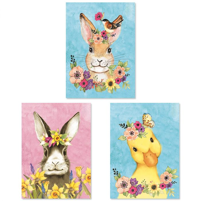 Easter Critters Cards