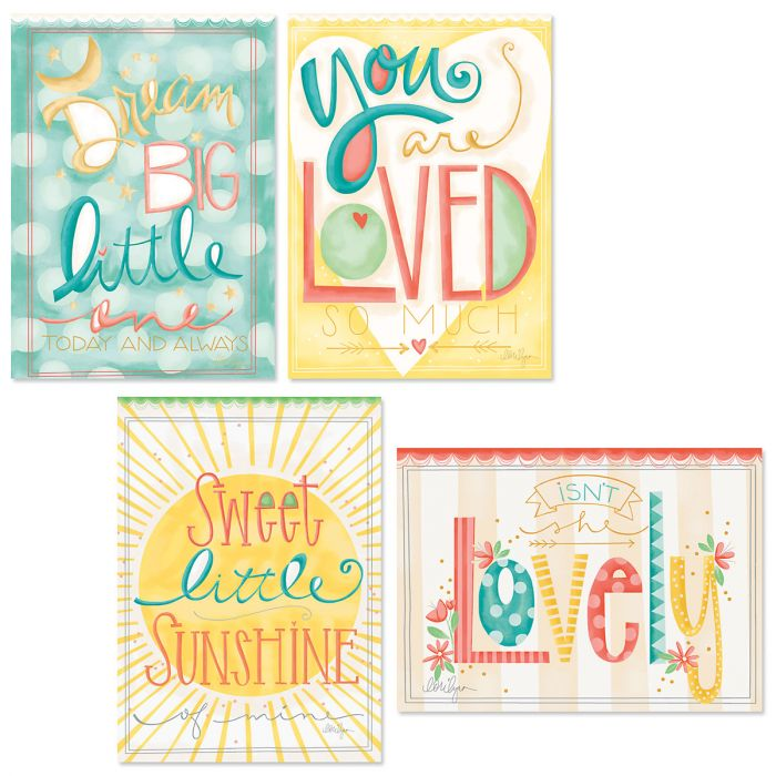 Baby Love Cards