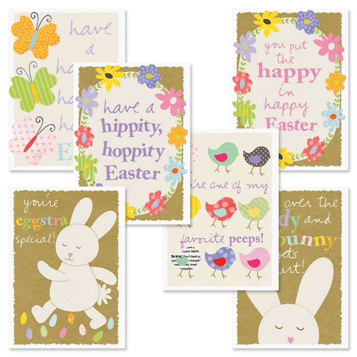 Sandra Magsamen Illustrated Easter Cards