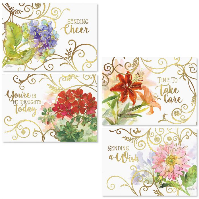 Deluxe Get Well Cards