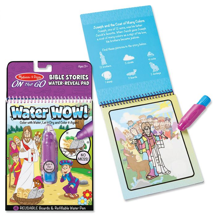 Water Wow Bible Stories by Melissa & Doug®