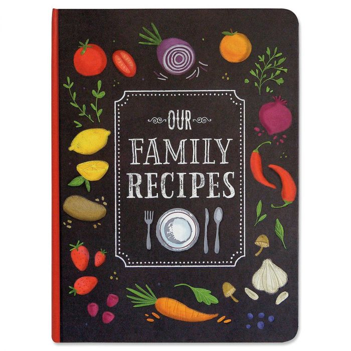 Family Recipe Book by Current Catalog