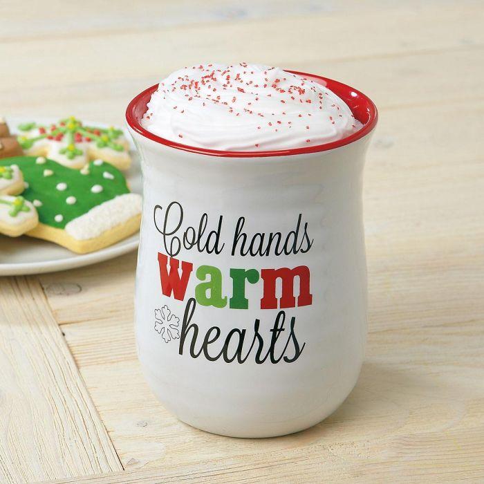 Cold Hands Warm Heart Snuggle Mug