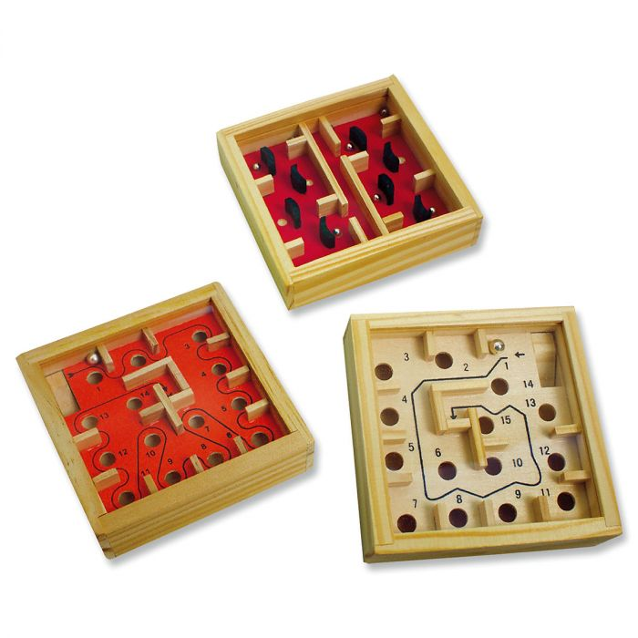 Labyrinth Puzzles