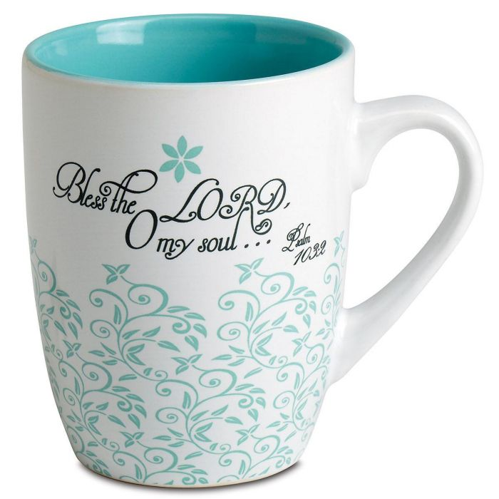 Bouquet Blessings Mug