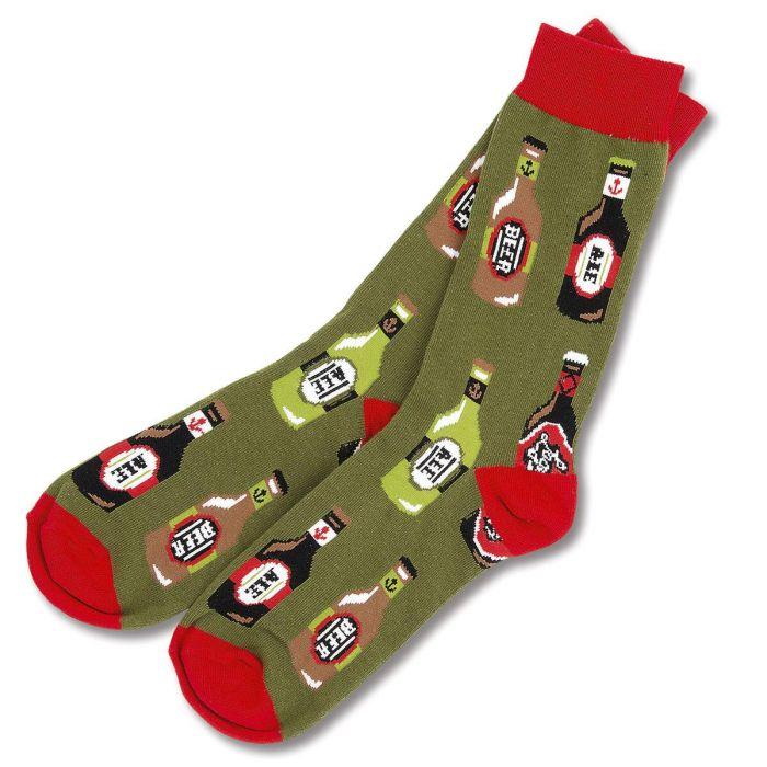 Beer Bottle Socks