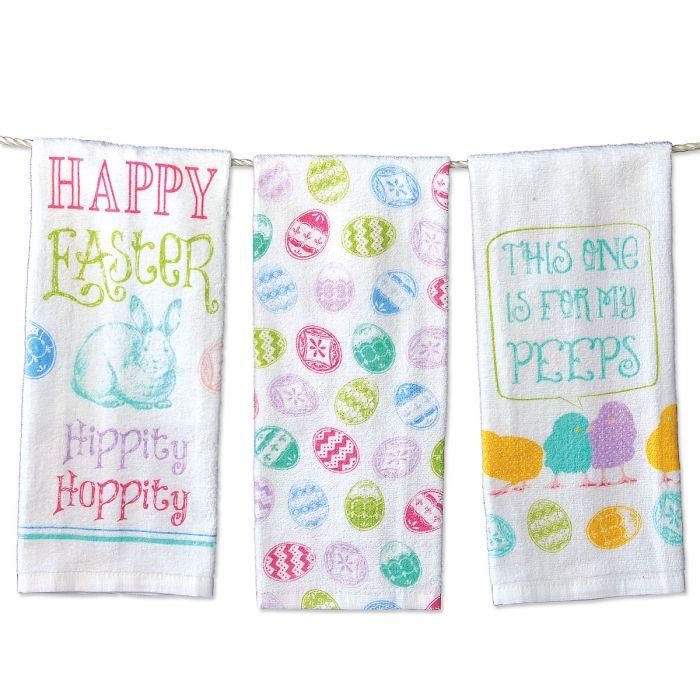 Easter Kitchen Towel Set