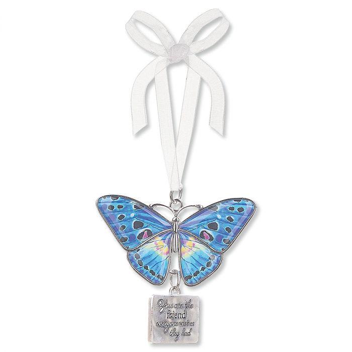 Friend Butterfly Charm