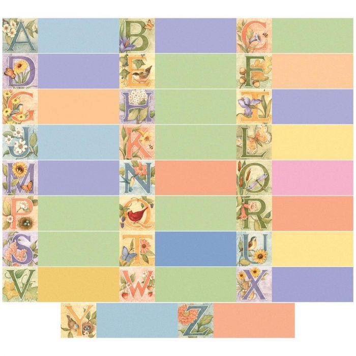 Spring Alpha Classic Address Labels