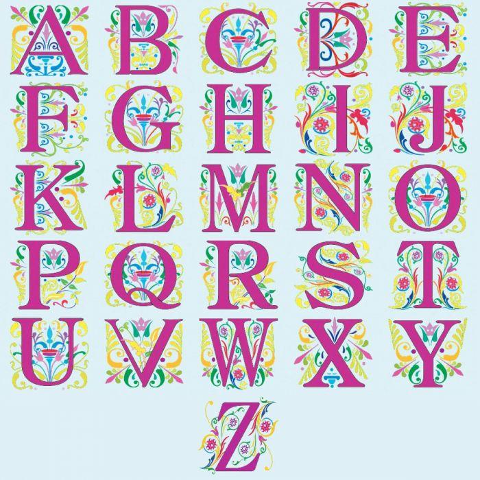 Regal Monogram Classic Address Labels