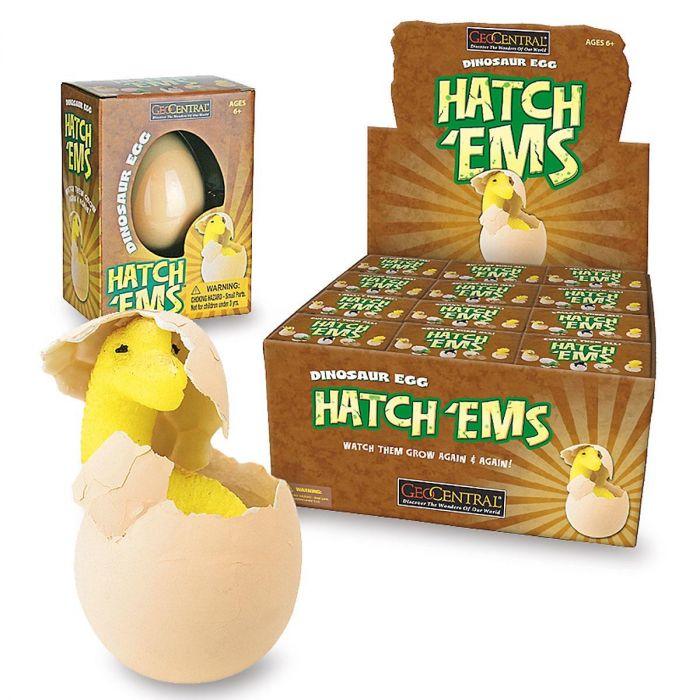 Dino Hatch' Ems