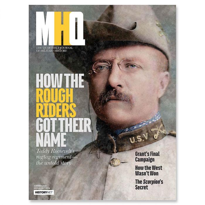 Military History Quarterly Magazine