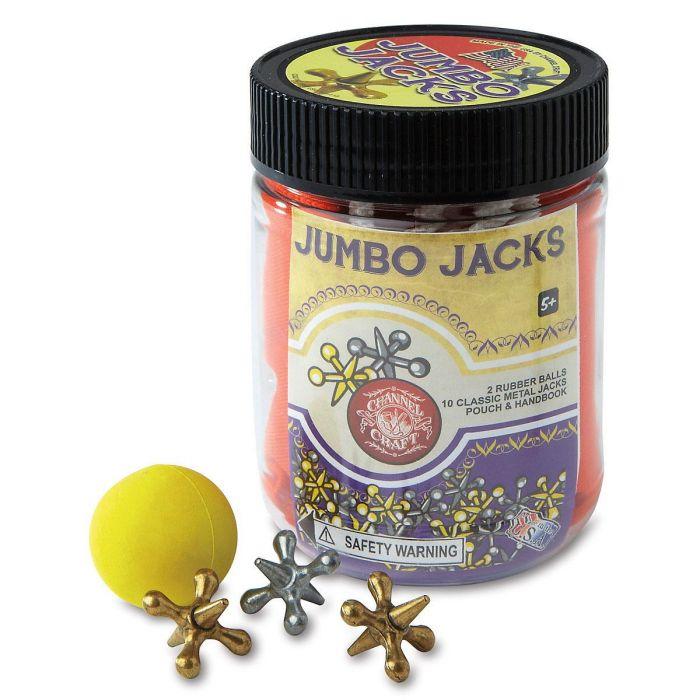 Jumbo Jacks in a Jar