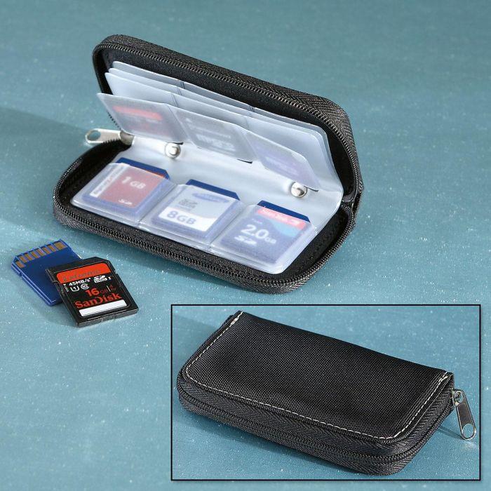 Memory Card Keeper