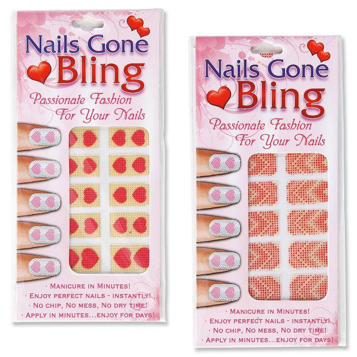 Nails Gone Bling