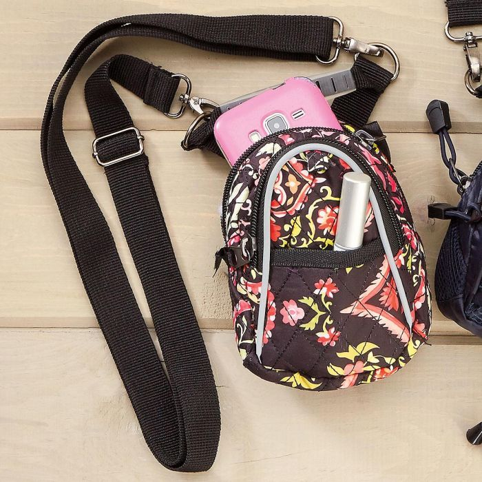 Paisley Mini Backpack/Purse