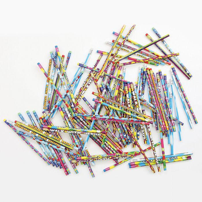 Religious Pencils