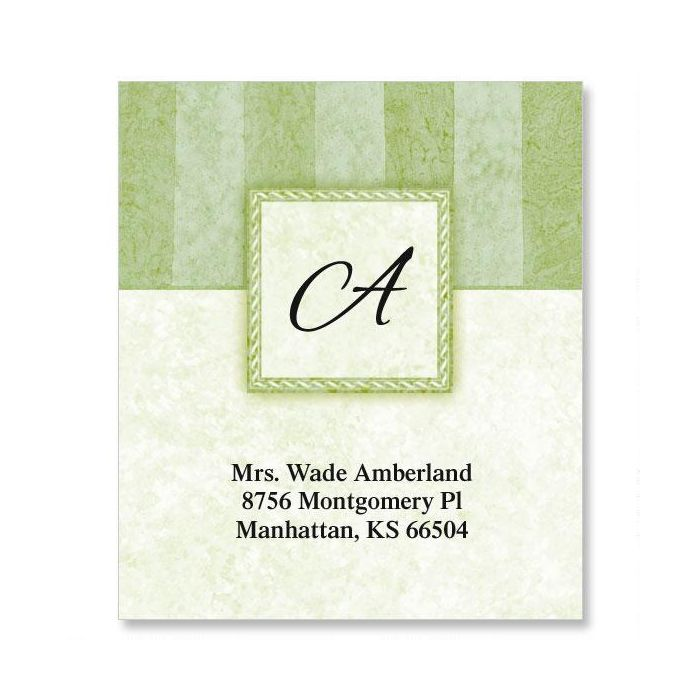 Tailored Elegance Select Address Labels