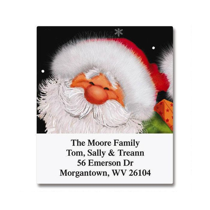 We Believe Select Address Labels