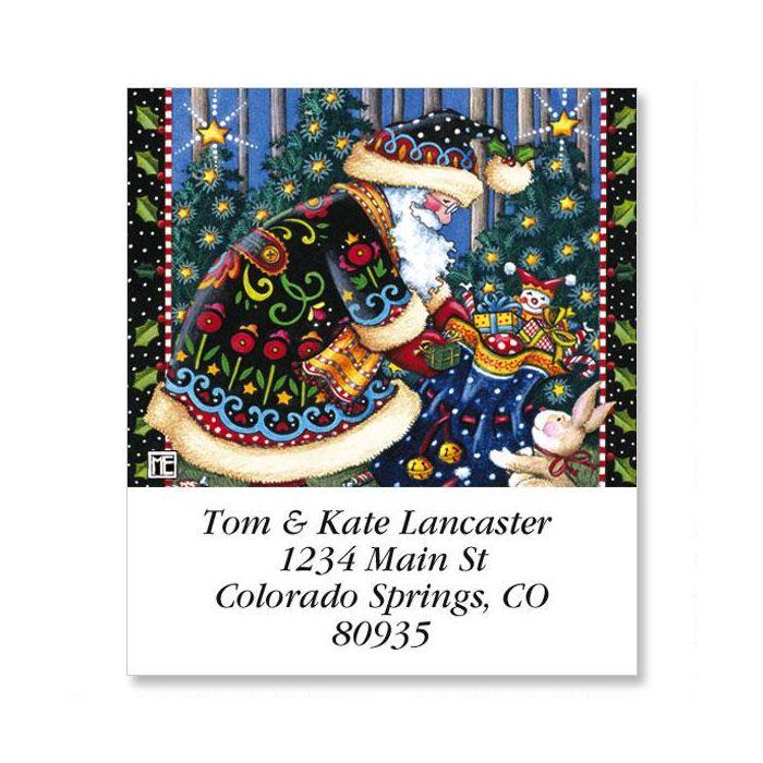 Mary Engelbreit® Woodland Christmas Select Address Labels
