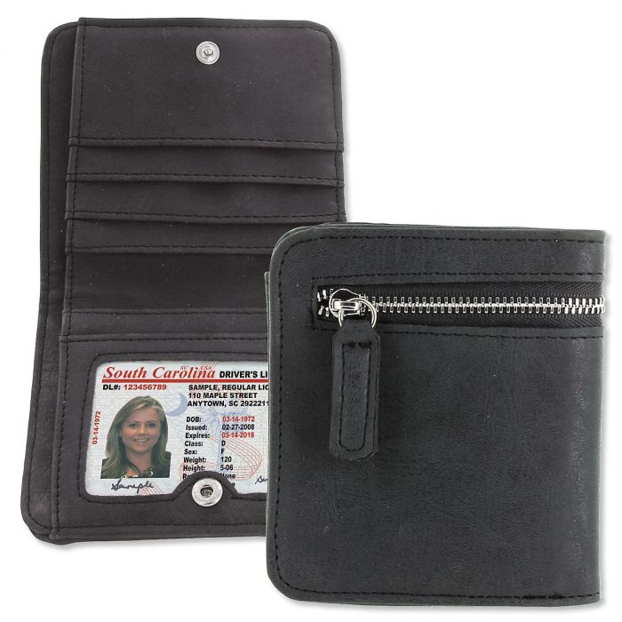 Urban Energy Wallets - Black