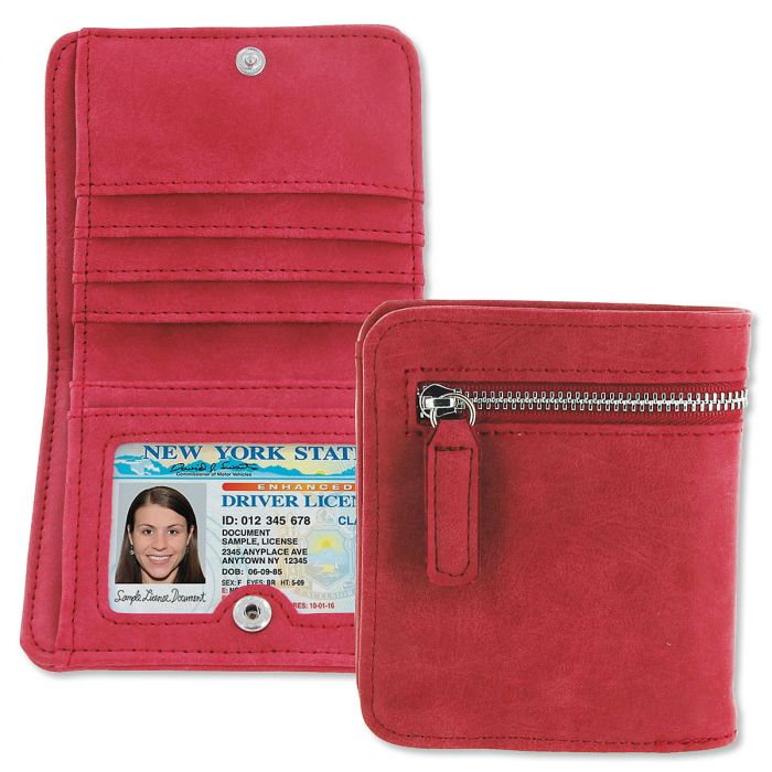 Urban Energy Wallets - Red