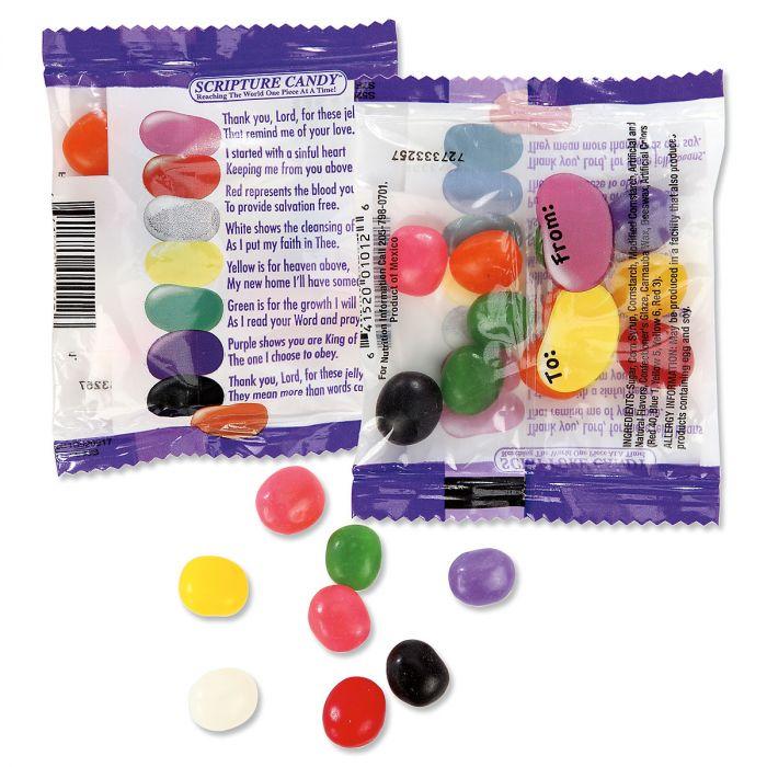Jellybean Prayer Packets