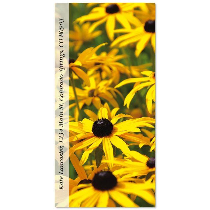 Wild Flora Oversized Address Labels  (10 Designs)