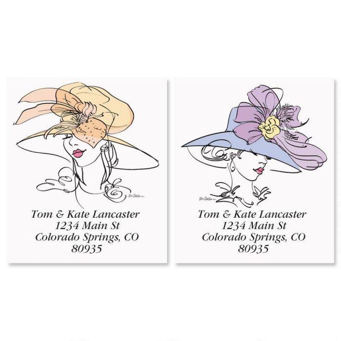 Church Ladies Select Address Labels  (2 Designs)