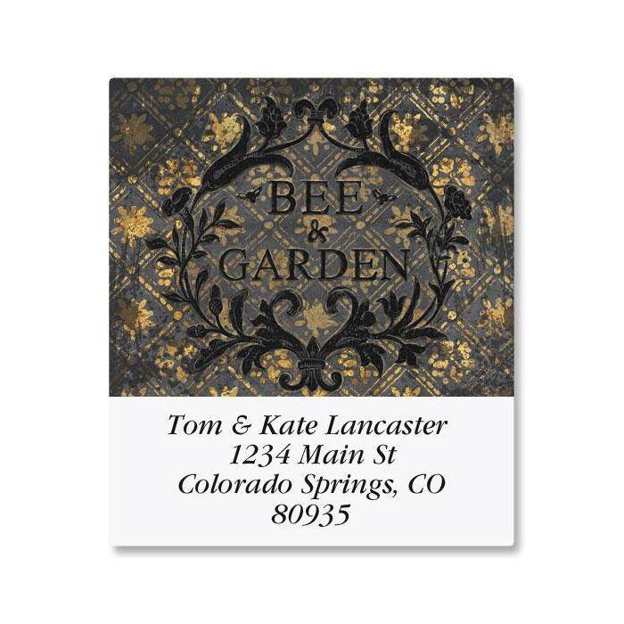 Honey Bee Select Address Labels  (6 Designs)