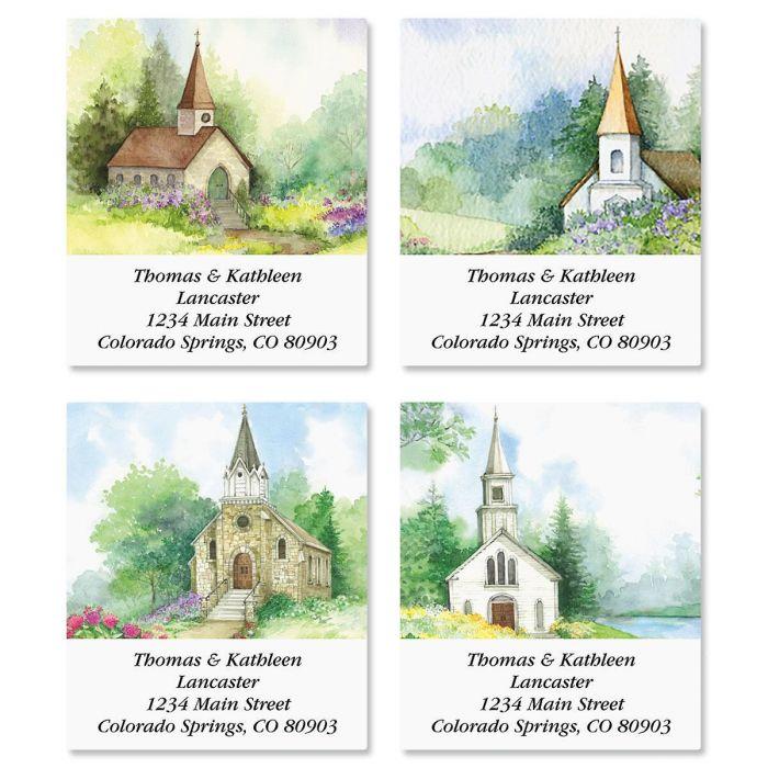 Grace Select Address Labels  (4 Designs)