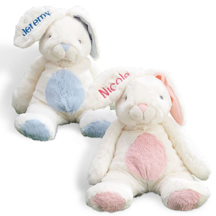 Kids Personalized Ultra-Plush My First Easter Bunny