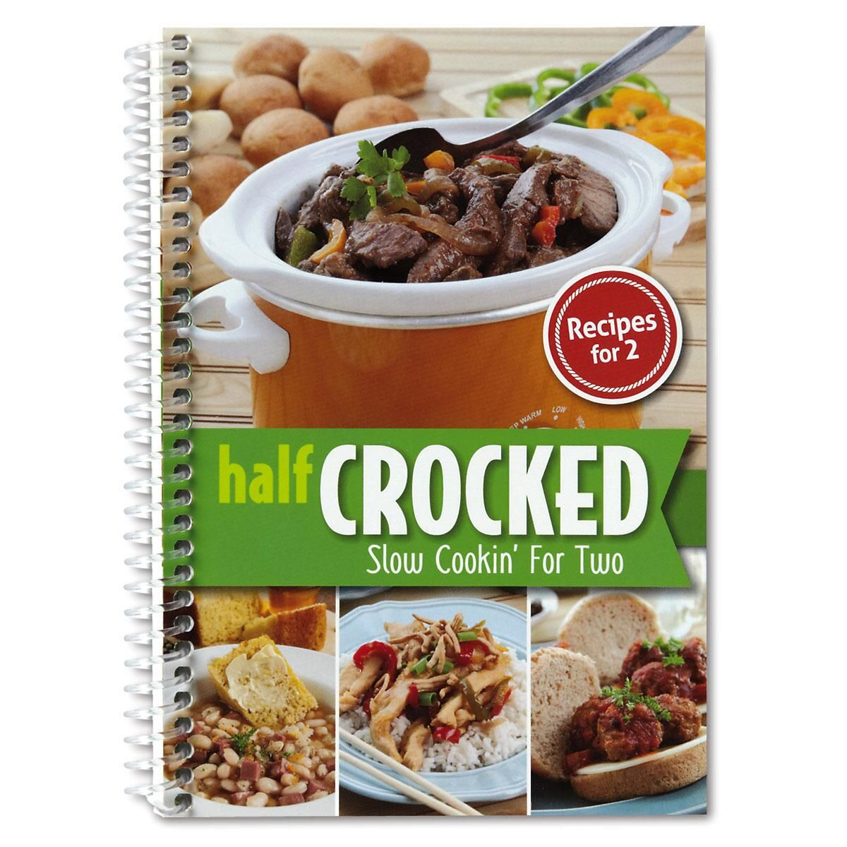 Half-Crocked Cookbook