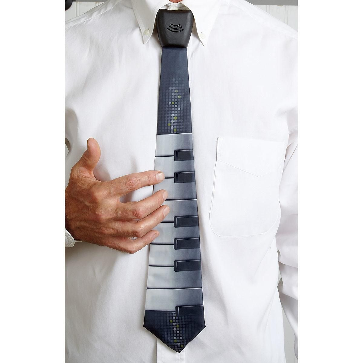 Musical Keyboard Necktie