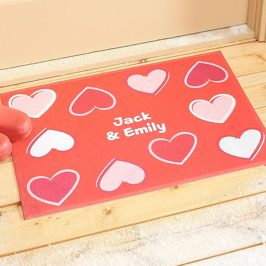 Valentine Floor Mat