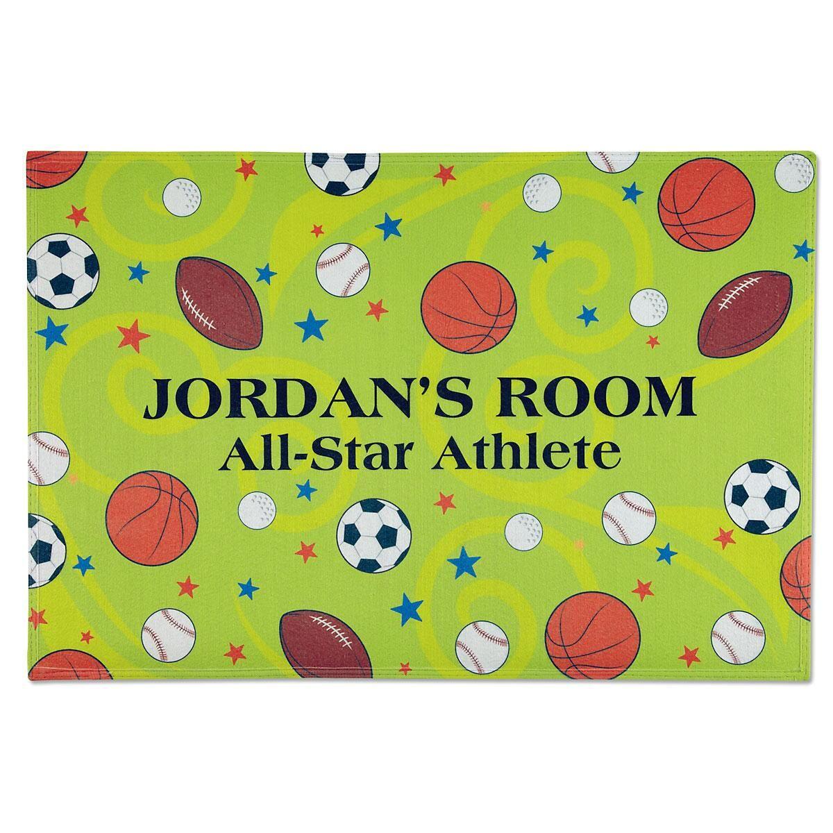 Sports Doormat