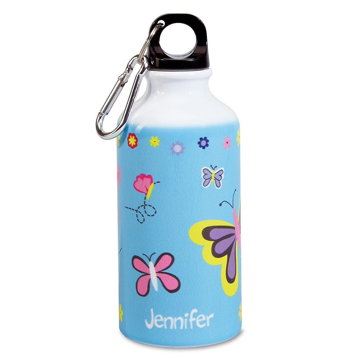 Butterflies Water Bottle