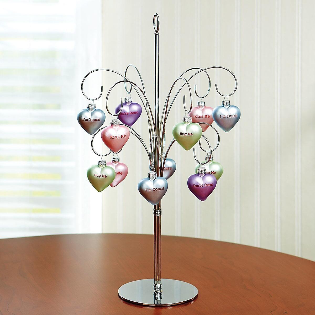 Silver Ornament Tree
