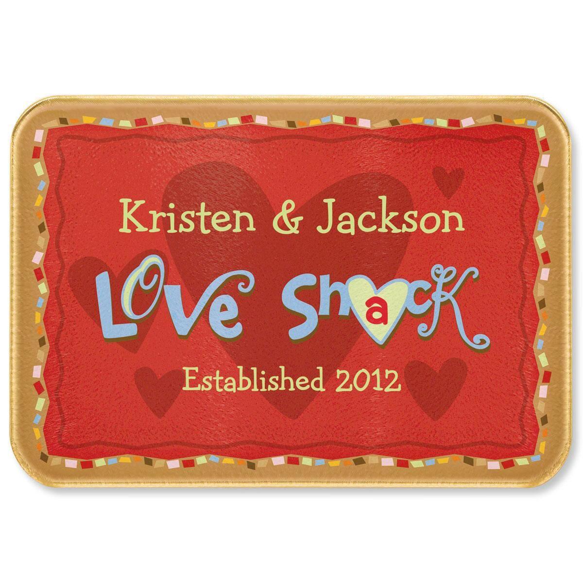 Love Shack Tempered Glass Cutting Board