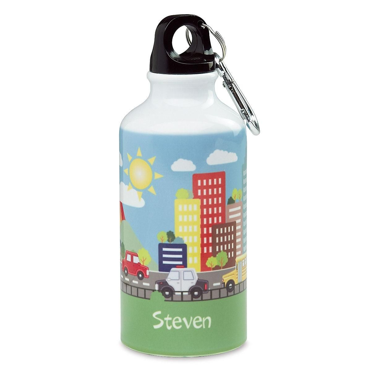 Vehicles Water Bottle