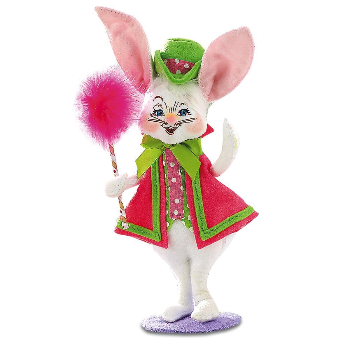 AnnaLee® Boy Easter Bunny Figurine