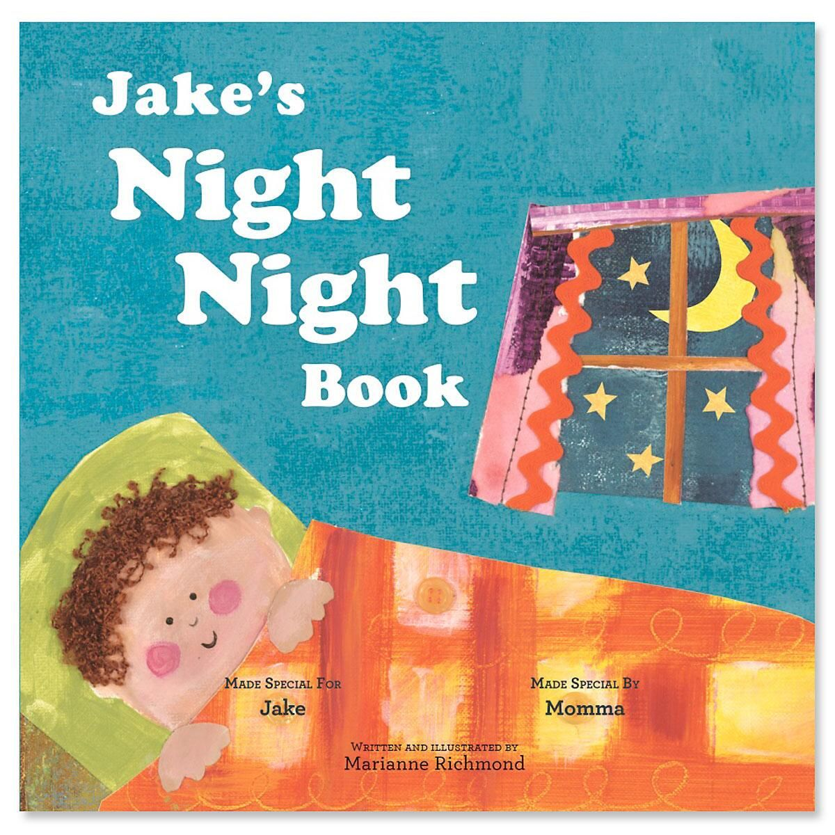My Night Night Personalized Storybook