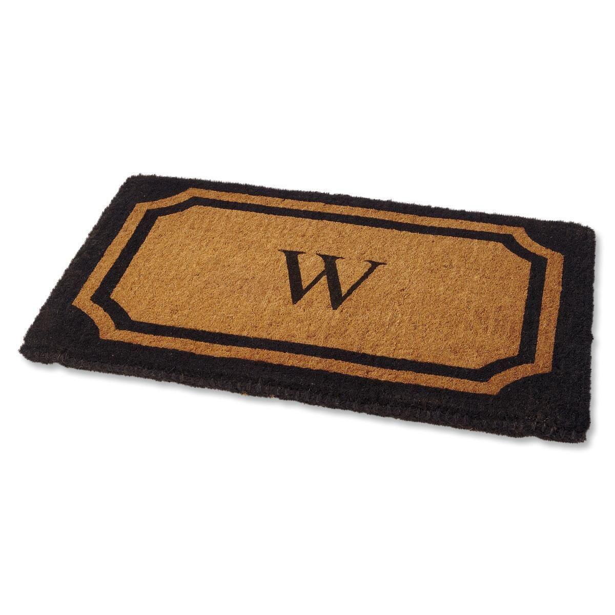 Imperial Wilkinson Personalized Doormat