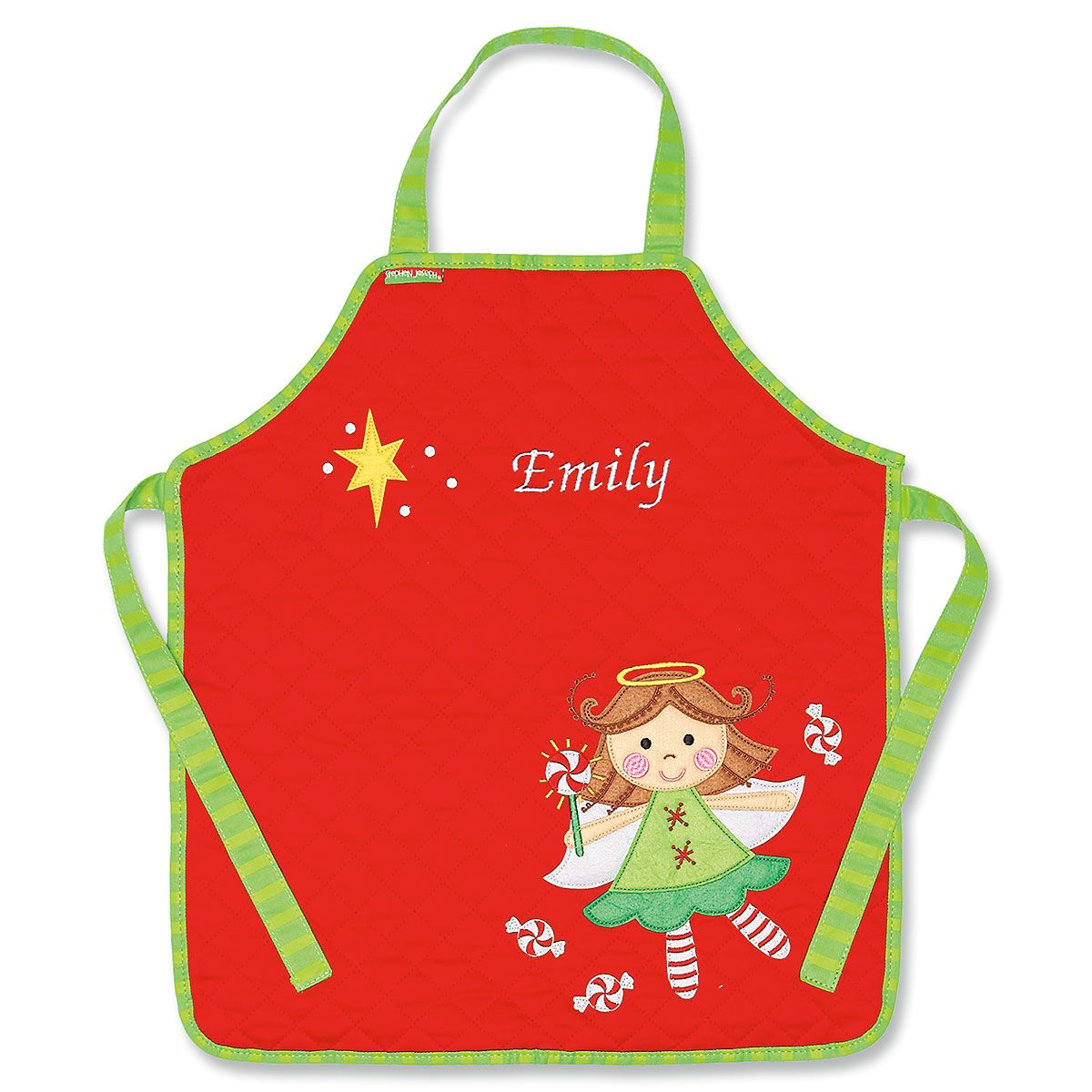Angel Personalized Apron by Stephen Joseph®