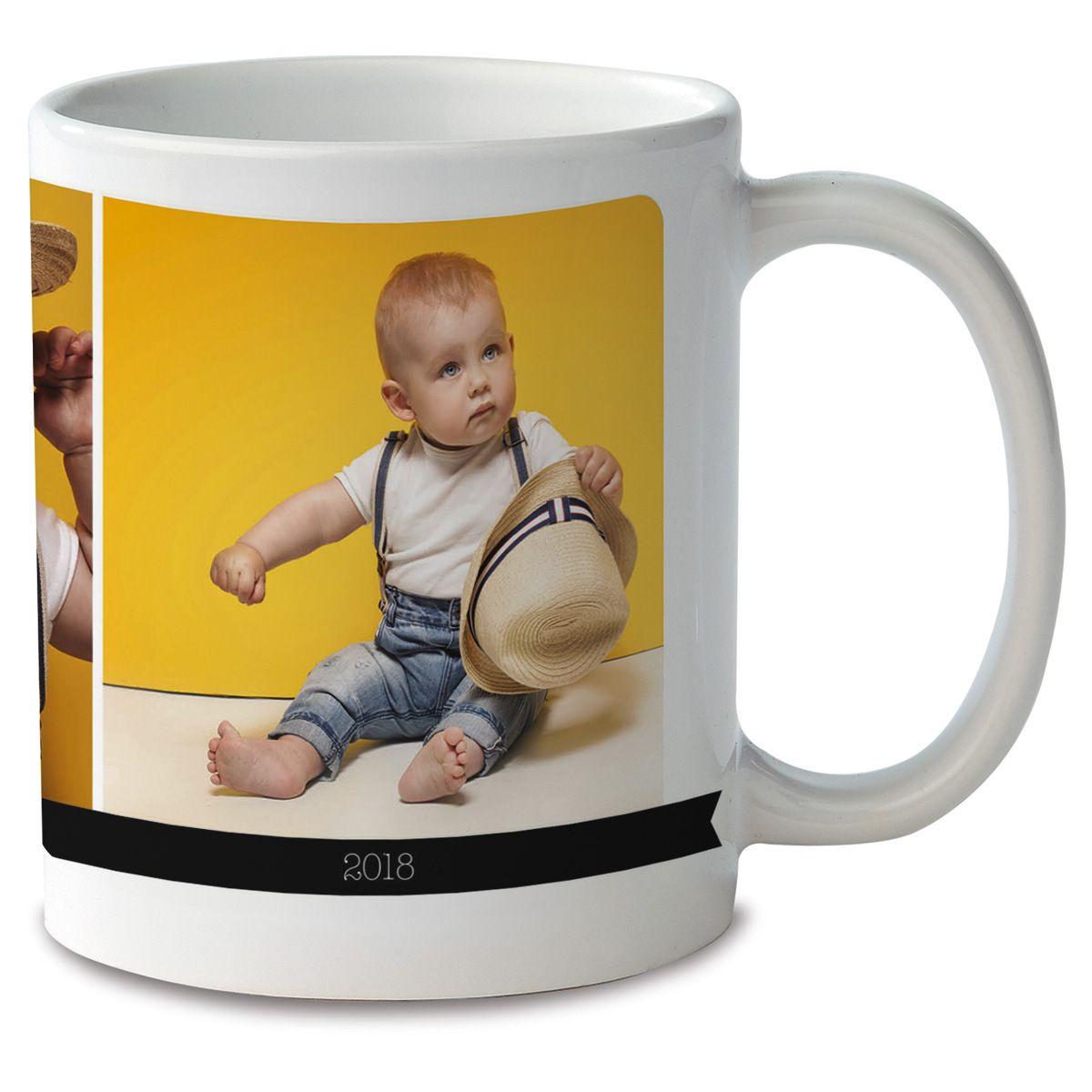 I Love Personalized Photo Mug