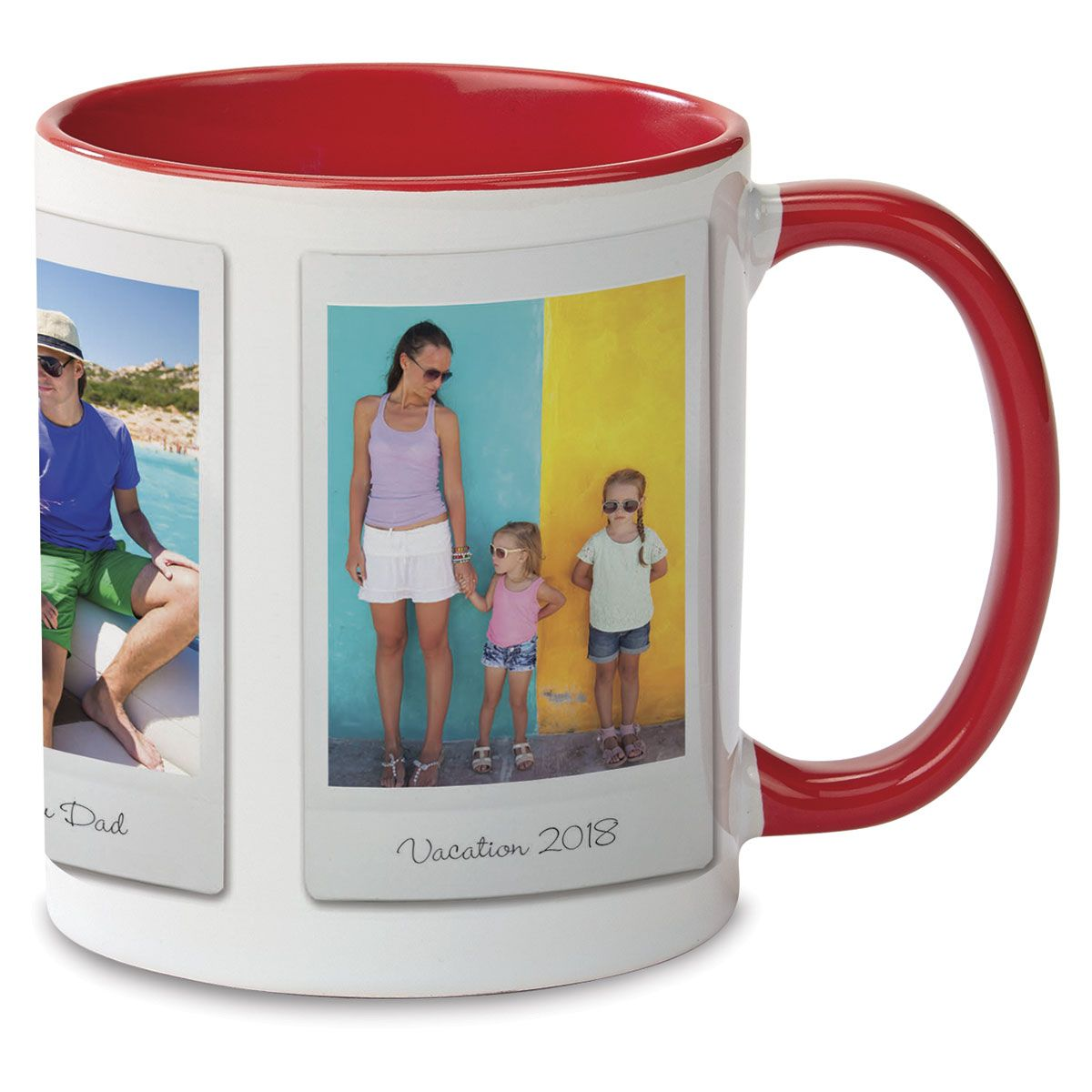 Snapshot Personalized Photo Mug