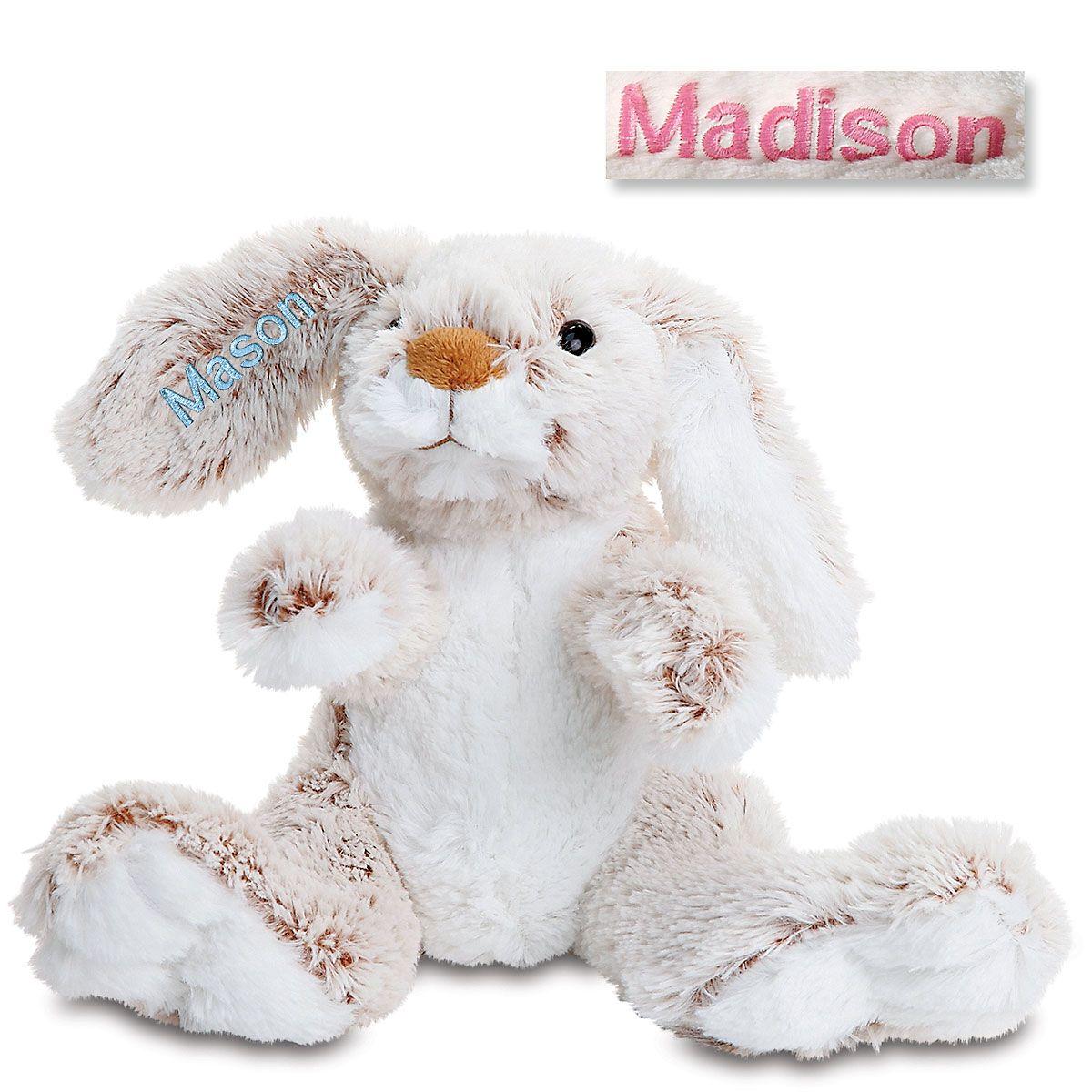Melissa & Doug® Personalized Burrow Bunny